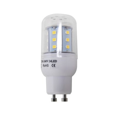 2W GU10 LED Corn Lamp Bulbs