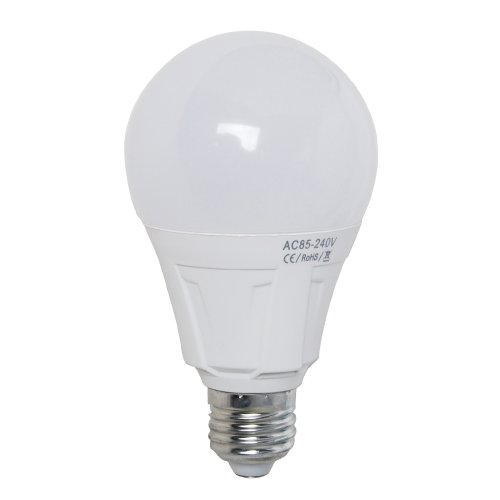 7W E27 LED Light Bulb 440LM Plastic Shell Standard Globe Shape