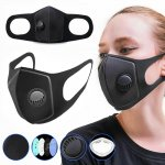 10 Pack Face Mask Mouth Washable Anti Dust Fog Respirator