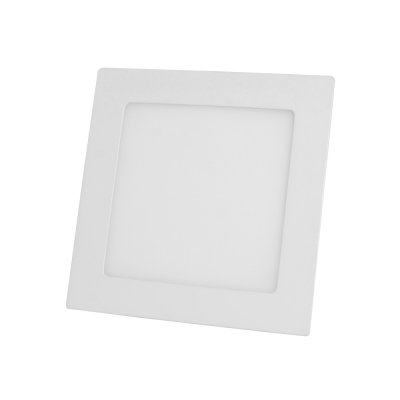 12W Slim LED Recessed Panel Ceiling Light Flat Lamp Kit