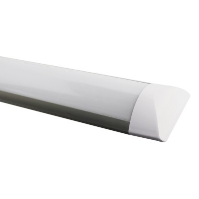 2x65W 1200mm(4ft) Seamless LED Tube Linear Surface Light 5400lm