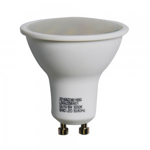 LED Spotlight Light Bulbs GU10 6W SMD Lamp Lights Downlight UK