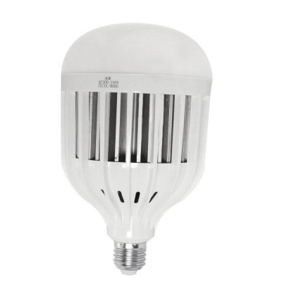36W E27 LED Light Bulb 3600LM Plastic Shell Standard Globe Shape