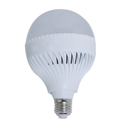 18W E27 LED Light Bulb 1800LM Plastic Shell Standard Globe Shape