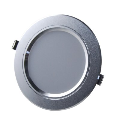 9W Recessed Ceiling Light Downlight Frosted - 600LM