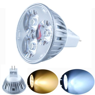 MR16 4W LED Bulbs 35W Spotlight Ceiling Downlight Energy Saving