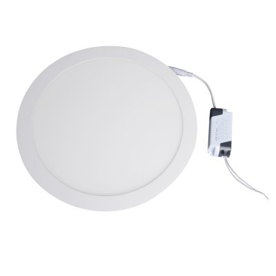 24W LED Ceiling Panel Downlight Super Slim Light/Lamp 2200 Lms