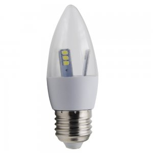 5W E27 LED Candle Bulbs SES ES SMD Lamps Chandelier Lamp