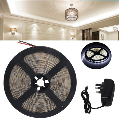 5M 2835SMD LED Strip Light Daylight Single Colour Waterproof