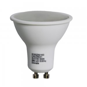 6W GU10 Dimmable LED Spotlight Bulbs 350LM Super Bright