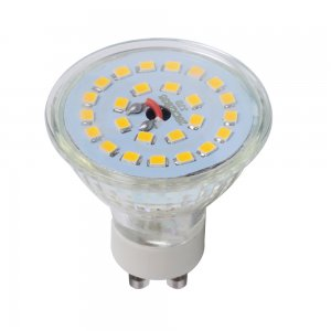 7W GU10 LED Spotlight Bulbs Plastic Shell 450LM Super Bright