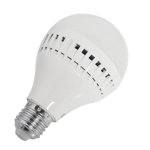 LED Light Bulbs E27 ES Energy Saving Lamp 9W =85w Day Warm white