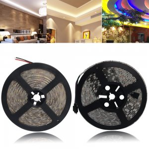 5M 2835SMD LED Strip Light Warm Light Single Colour Waterproof