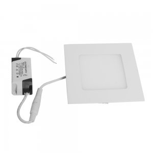 6W LED Ceiling Panel Downlight Super Slim Light/Lamp 125mmx125mm
