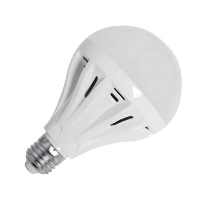 12W E27 LED Light Bulb 1200LM Plastic Shell Standard Globe Shape
