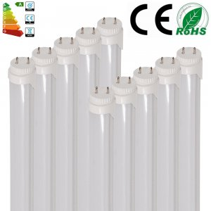 24W 4ft LED Tube Light Fluorescent Ceiling Lamp Bright