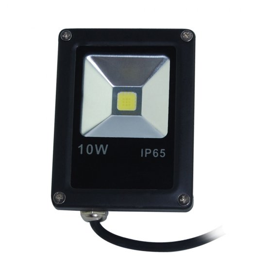 10W LED Floodlights Security Outdoor/Indoor/Wall/Wash Lamp IP65 ...
