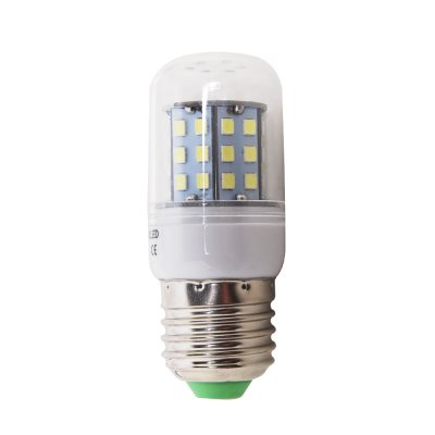 2.5W E27 Base LED Corn Lamp Bulbs 42pcs SMD2835 Chips